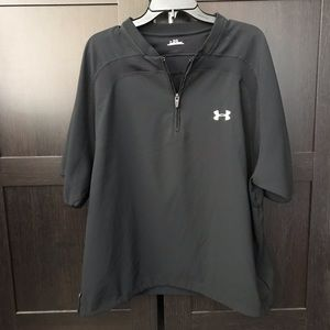 Under Armour Men's Short Sleeve Utility Pullover